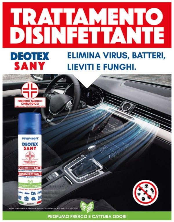 DEOTEX SANY auto